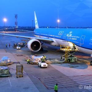 KLMオランダ航空 KL810 ジャカルタ→クアラルンプール ビジネスクラス | KLM ROYAL DUTCH AIRLINES B777-300 Business Class JAKARTA to KUALA LUMPUR