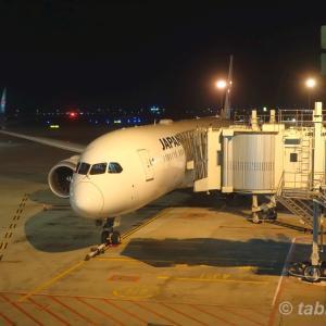 日本航空 JL726 ジャカルタ → 東京成田 プレミアムエコノミー | JAPAN AIRLINES B787-9 PREMIUM ECONOMY CLASS JAKARTA to TOKYO NARITA