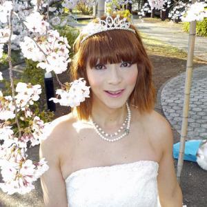 ウェディングドレスで散策~姫路手柄山中央公園♪