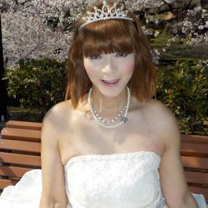 ウェディングドレスで散策~姫路手柄山中央公園♪(後編)