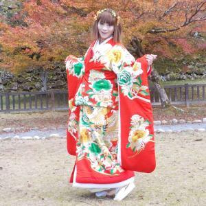 出石城へ紅葉を見に行ってきました!