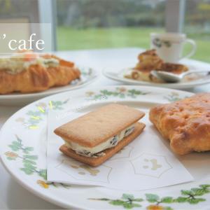 六'cafe(ロッカフェ)/中札内村/マルセイバターサンドのできたては若々しい?!北海道唯一の味を体験できる六花の森