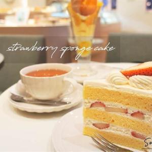 奏春楼(そうしゅんろう)/札幌市/結婚式のケーキを気軽に♪1番人気の苺ショートが丁寧でおいしい♡
