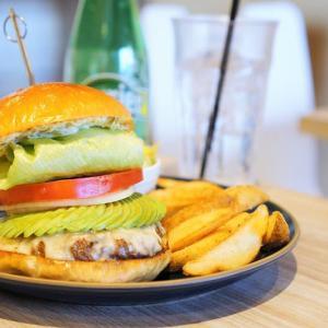 シムスレーンバーガースタンド/札幌市/ヘルシーでやさしい。大人のためのグルメバーガー