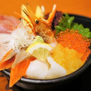 どんぶり茶屋/札幌市/札幌中心部で映える海鮮丼ならココに決まり!
