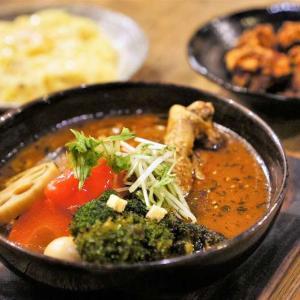 GARAKU(ガラク)/札幌市/行列店の絶品スープカレー!テイクアウト、お取り寄せ、デリバリーも