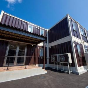 北海道初のコンテナ式ホテル「コージーイン小樽」が7/30グランドオープン!