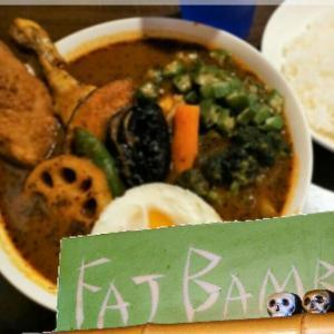 ファットバンブー/札幌市/トロっと濃厚!パンチの効いた唯一無二のスープカレー!