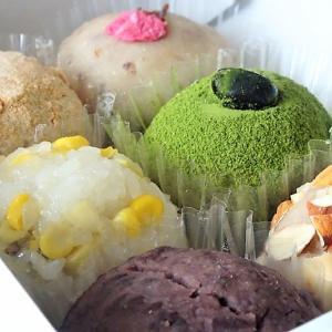 増田おはぎ/札幌市白石区/道産素材、無添加へのこだわり。和菓子のように美しい完全手作りおはぎ!