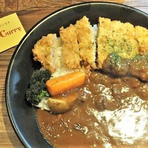 エイトカリー/札幌市/濃厚!深い!うまーい!ハイレベルなルーカレーにオリーブオイルで揚げたカツが最高♪