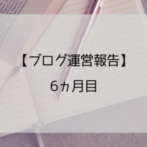 【ブログ運営報告】6ヶ月目で初の1000PVを突破!