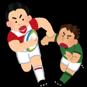 ラグビーワールドカップ日本代表の日程について