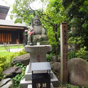 東京都内のパワースポット「豊川稲荷東京別院」で七福神巡り