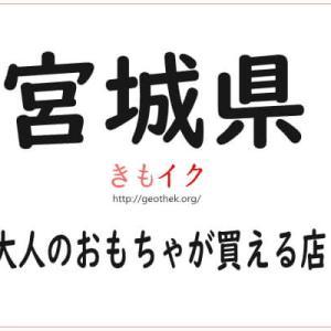 【宮城県の大人のおもちゃ店22店舗】アダルトグッズを安心安全最安値で買うならココ!