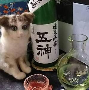 「純米吟醸 五神(ごしん)」   奈良県 五條酒造株式会社