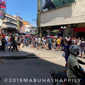 【セブ島観光ぶらり旅】タホー、バナナキュー、クウェック・クウェック、テンプラって何?フィリピンのストリートフードを楽しむ!ver,2020