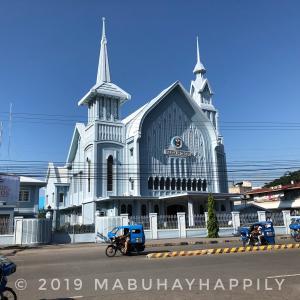【フィリピン旅行記】ミンダナオ島南部にある地方都市GENSAN/早朝の綺麗な公園と素敵な出会い!ver,2020