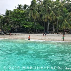 【フィリピン旅行記】ダバオの綺麗な海を満喫/アイランドホッピング!ver,2020