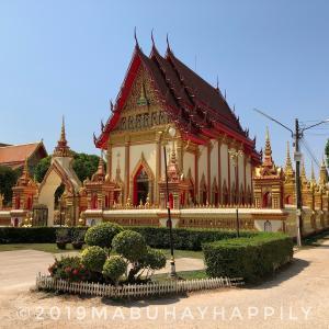【東南アジアぶらり旅】タイの典型的な仏教寺院/お伽噺の世界に迷い込んだかのように美しい!ver.2020