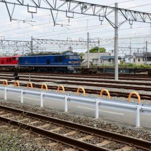 のっぺらぼう同士のEF510配給列車撮影の巻(R2.5.30)
