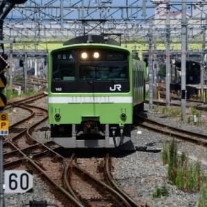 新大阪駅で201系撮影の巻(R2.8.23)
