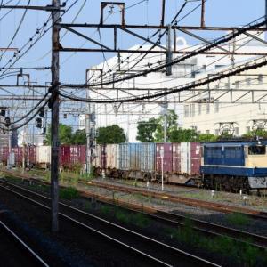 74レ貨物列車&第34回 単1482レ重単の組み合わせは何号機の巻(R2.8.30)