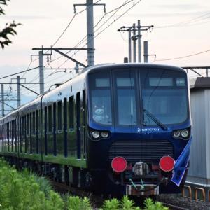 相模鉄道21000系甲種輸送 オリンピック応援のそうにゃんも乗っているよ!(R3.7.27)