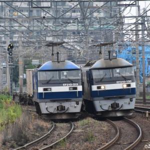 9月12日早朝の吹田駅&岸辺駅での撮影です。(R3.9.12)