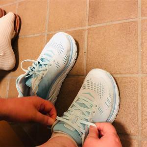 靴ッて汚れるもんやんか