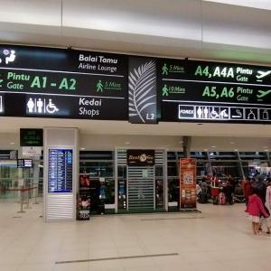 マレーシア2019 8日目:香港乗り継ぎで帰国