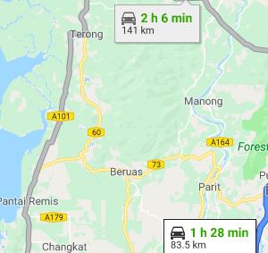 マレーシア2019 5日目:マレーシアのベニス(?)→パンコール島→新鮮な川エビを満喫