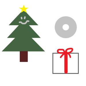 少し早いクリスマスプレゼント~いないいないばあDVD~