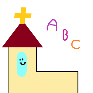 教会のESLデビュー