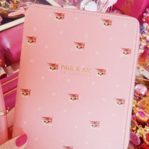 今年の手帳とバレンタインチョコレート