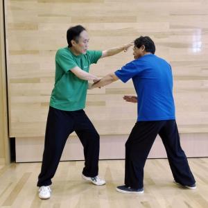 太極拳の実用性について