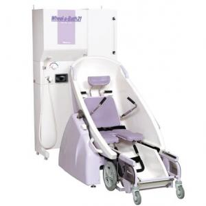 寝たきり患者の入院時の入浴法は病院により様々