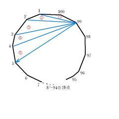 多角形の内角の和2