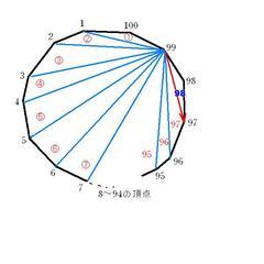 多角形の内角の和3