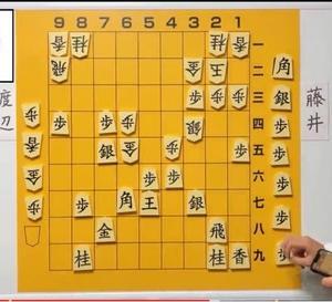棋聖戦第二局の解説動画