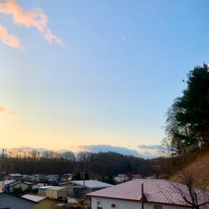 北海道移住 いい天気ですが寒いですね・・・