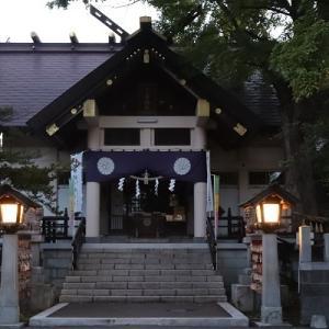 花詣➇~豊平神社~