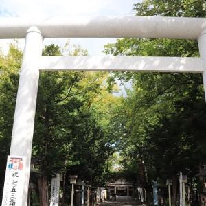 花詣⑬~新琴似神社~