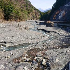 【南俣川・大城川】魚影ほぼなし!放流してるが工事が頻繁に行われている河川を大調査!