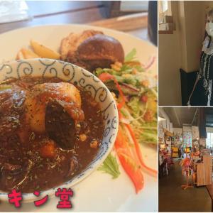 【マネキン堂】社長がマネキン!?軽ランチ駄菓子お弁当日曜朝市おもしろイベント!情報量が盛りだくさんの異空間カフェ