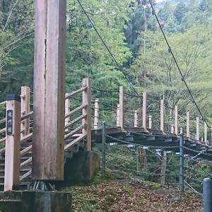 大柳川渓谷【山梨県富士川町】酷評!超つまらない自然散策スポット