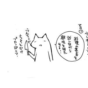 思い出絵日記【華麗なるカレー、実食!】