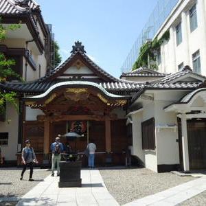 上野駅から寺社巡り