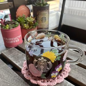 グラスマグでICE coffee