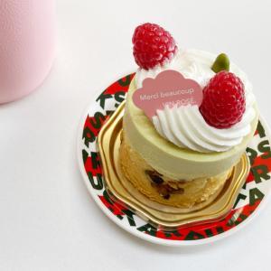 ヴァンローゼのケーキ♪