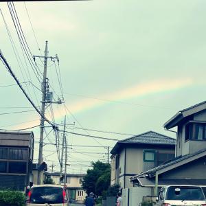 アメトピ感謝♪今日は虹の日